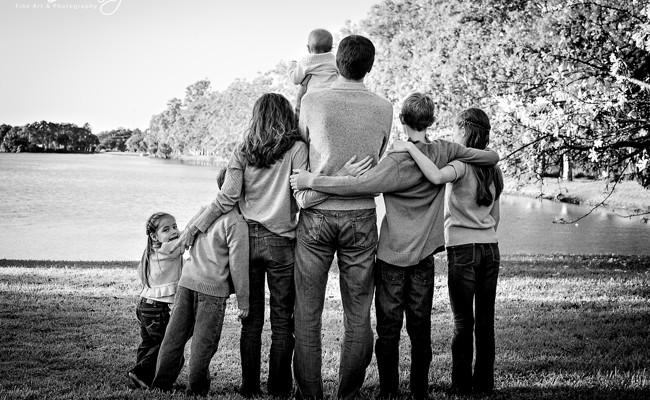 Whitaker Family Portrait Session
